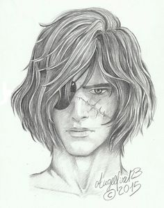 My captain, Harlock by Angelfire321