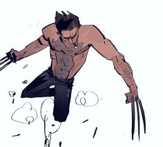 wolverine by JeanLaine on DeviantArt