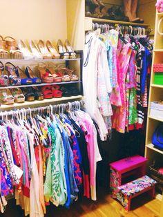 Mackenzie Kendall: summer closet