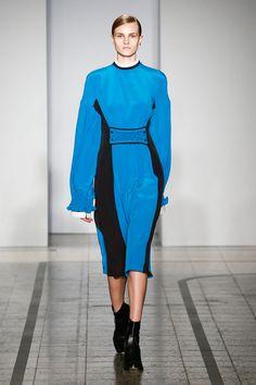 Mila Schön - look 26 IL RACCONTO DEI RACCONTI – Dress in macro honeycomb silk and vintage silk lining.
