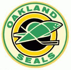 Seals Hockey Logo | Oakland Seals hockey logo from 1969-70 at Hockeydb.com