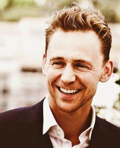 Tom Hiddleston. Destroying us all. Again.