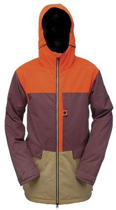 Ride Georgetown Snowboard Jacket Mens a3b8c2162