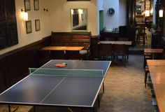 enRoute   The List: Ping-Pong Spots in London