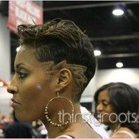 Bronner Brothers Hair Show 2010 - Thirsty Roots