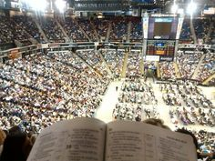 Sacramento, CA regional convention July 4-6 over 10,000 in attendance!