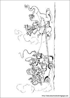dr seuss coloring pages dr seussdr seuss coloring pages - Language Arts Coloring Pages