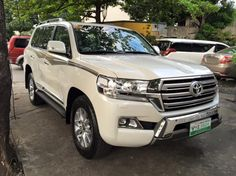 Ready Units 2016 Toyota Land Cruiser VX Premium Automatic Transmission Bank Finance and Trade In Accepted click Photo or visit www.autotrade.com.ph #trump #autotradecenterphilippines #bestbuycarsphilippines #richlifestyle #abedumlao https://www.autotrade.com.ph/carsforsale/2015-toyota-land-cruiser-vxr-limited-4x4-automatic-transmission/