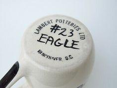 Rare David Lambert Pottery Mug Haida Native American First Nation Pottery Mugs, Pottery Art, David Lambert, Irish Pottery, Green Ash, Santa Face, Christmas Mugs, Ceramic Clay, First Nations