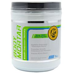 Body Mortar is a powerful intraworkout powdered supplement drink. The BCAA/Glutamine/Glyco-replenishing carbs truly maximize and stimulate every muscle fiber to generate protein synthesis and recovery to your bodys maximum output. Best Supplements, Nutritional Supplements, Gain Muscle, Build Muscle, Muscle Builder, Muscle Building Supplements, Bodybuilding Supplements, Sports Nutrition, Good Company