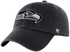 NFL Seattle Seahawks Clean Up Adjustable Hat, Navy, One Size Fits All Fits All '47 Brand http://www.amazon.com/dp/B007W9FKPW/ref=cm_sw_r_pi_dp_HQJmub0VTB75R