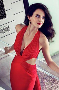"aliciavikandering: ""Eva Green for the Campari calender 2015"""