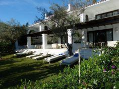 Proyecto de Conely para Marbella Club (puertas, ventanas y decoracion)