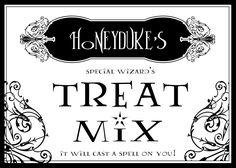 Honeydukes Treat Mix
