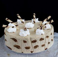 Egy finom Kávés Malakov-torta ebédre vagy vacsorára? Kávés Malakov-torta Receptek a Mindmegette.hu Recept gyűjteményében! Sweet Recipes, Fondant, Cake, Food, Kuchen, Essen, Meals, Gum Paste, Torte