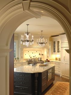 Beautiful French Country Style Kitchen Design Inspirations
