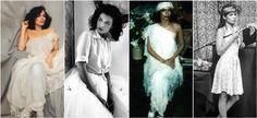 Любимица художника Энди Уорхола, муза и жена Мика Джаггера, королева культового клуба Studio 54 и главная красавица Нью-Йорка 70-х. Все это об одной из самых стильных женщин всех эпох Бьянке Джаггер. Ее стиль колебался от строгих мужских смокингов до легкомысленного диско, но она всегда оставалась иконой стиля и носит этот статус по сей день.