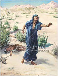 Hagar and Ishmael Genesis 21
