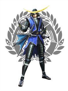 Date Masamune - Sengoku Basara  Sakata del futuro, NI TE LO PLANTEES. 6 MALDITAS KATANAS.