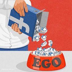 Sozialkritische Grafiken von John Holcroft