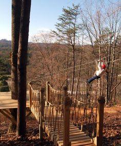 Blue Ridge Canopy Adventures
