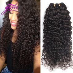 Online Shop Brazilian Deep Wave Brazilian Curly Virgin Hair 3pcs 300g Lot Brazilian Virgin Hair Kinky Curly Gem Vip Grace Hair Product Funmi|Aliexpress Mobile