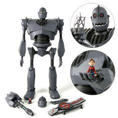 Iron Giant 16-Inch Talking Deluxe Action Figure - Mondo - Iron Giant - Action Figures at Entertainment Earth