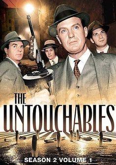 The Untouchables: Season Two Vol. 1