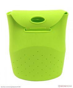 Силиконова кутия за готвене в зелен цвят от Yoko Design | Secretzone.bg