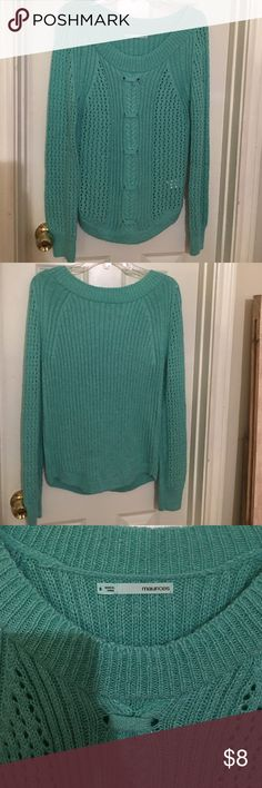Long-Sleeve Sweater Never worn, great condition. Maurices Sweaters