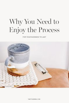Why You Need to Enjoy the Process in Your Creative Business, find your why, have passion for your work and stop comparing but enjoy what you can do and offer the world and inspire others. Creative Business, Business Tips, Online Business, Find Your Why, Small Business Marketing, Be Your Own Boss, Business Entrepreneur, Money Machine, Finding Yourself