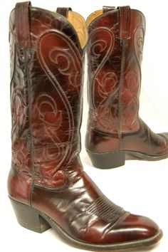 ed7a4c9b6a146 62 Best Vintage Cowboy Boots images in 2012   Cowboy boots, Western ...