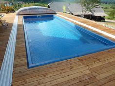 Keramický bazén Trend je bazén vyrobený na Slovensku a radí sa k výrobkom s najvyššou kvalitou na trhu. Bazén Trend má veľké schody a je v tvare obdĺžnika.