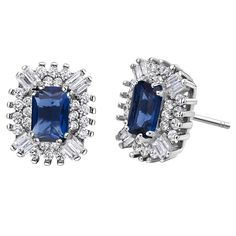 Find More Stud Earrings Information about Girl Gift Classic Blue Stone Silver Plated Square Women Stud Fashion Earrings Earring Crystal Gifts for Ladies Winter 2015 R831,High Quality gift world of warcraft,China gift bags for candy Suppliers, Cheap gift box for perfume from ULOVE Fashion Jewelry on Aliexpress.com
