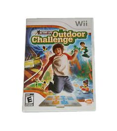 Active Life Outdoor Challenge Nintendo Wii 2008 Game and Mat Sealed New