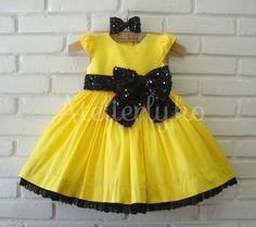 Atelier ly.ko: ly.ko fez: Vestido para a aniversariante Mia Isabel!!!