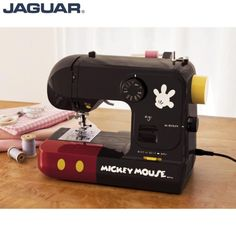 Mickey Mouse Sewing Machine!