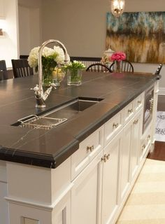 Kitchen Details: The Right Edge for Your Countertop | Jackson ...