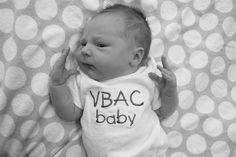 VBAC birth story.....so incredibly beautiful, I cried reading this. And....I want that onesie!