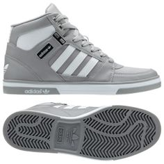 Adidas Hard Court Hi Shoes - Off the field