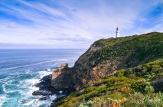 Lighthouse by Cameron Baulch on 500px