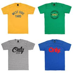 T-shirty ONLY NY (Wiosna 2012)