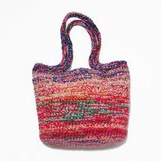 DANIELA GREGIS bag red mix | PLAGUESEARCH
