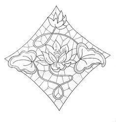 Richelieu | Cutwork : Patterns Cutwork Embroidery, Vintage Embroidery, Embroidery Patterns, Irish Crochet, Crochet Motif, Quilting Stencils, Parchment Craft, Point Lace, Cut Work