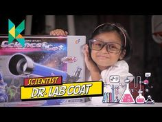 My First Microscope and Telescope: kids toys : 2-In-1 Science Set- Telescope And…