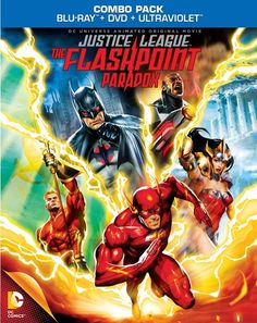 Justice League The Flashpoint Paradox 2013 BRRip 720p x264 - PRiSTiNE [P2PDL] at P2PDL.com