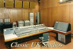 A History of the UK Recording Studios- philsbook.com