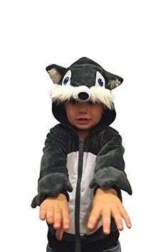 Halloween Costumes Kids Wolf Costume Boys Sweatshirt Halloween Costume (4-6yr)  #46yr #Boys #Costume #Costumes #Halloween #Kids #KidsHalloweenCostumes #Sweatshirt #Wolf Halloween Spirit