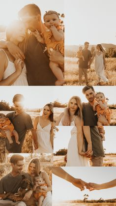 Cute Family Pictures, Summer Family Photos, Outdoor Family Photos, Family Picture Poses, Family Picture Outfits, Family Photo Sessions, Ideas For Family Photos, Family Photoshoot Ideas, Family Photography Outfits