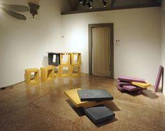 'Tavoli e Librerie' designed by Beatrice Speranza  Otto luogo dell'arte Firenze